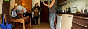 Kinect Cooking Usability-Test 1